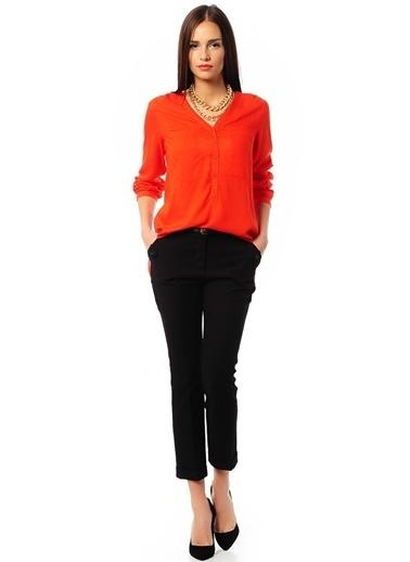 Vero Moda Vero Moda 10096839 Kadın Bluz Oranj